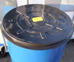Tighthead Steel Drum Plastic Drum Cover